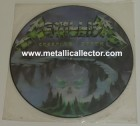 Creeping Death picture disc from Music for Nations - Side 1