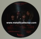Metallica Kill Em All picture disc from Megaforce Records - Side 2