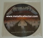 Master of Puppets picture disc from Music for Nations - Side 1