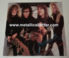 1988 signed Metallica Garage Days Re Revisited EP